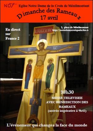 Rameaux 2011